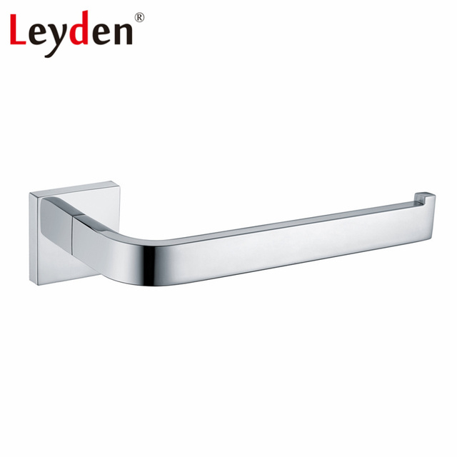 Aliexpresscom Buy Leyden Modern Silver Toilet Paper Holder