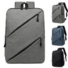 8ceff0359a516 2019 Dizüstü Sırt Çantası Çanta 14 15 15.6 inç Iş okul defteri Sırt  Çantaları Dell HP Lenovo için 14 15.6 Macbook Pro 15 inç