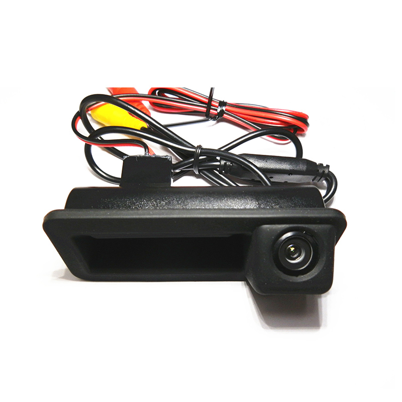 For Ford Mondeo Focus 3 Fiesta Hatchback Sedan CHIA-X 170 degrees Trunk switch HD CCD Wire Wireless parking Reverse Boot Camera