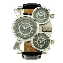 Quartz Army technos นาฬิกาข้อมือขนาดใหญ่