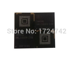 5 pçs/lote memória flash emmc ic para samsung n719