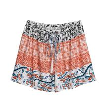 Feitong Boho Women Sexy High Waist Shorts Summer Casual Hot Pants Shorts Short Pants Shorts Feminino pantalones cortos 2018 New