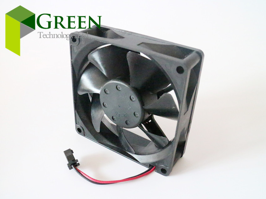 Free Shipping Original NMB 3110KL-05W-B60 8025 80MM 80*80*25MM computer /server case Cooling fan 24V 0.18A with 2pin