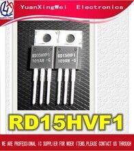 Kostenloser Versand 1 stücke nur neue original nicht kopieren RD15HVF1 MOSFET Power Transistor mit aufspürbar tracking anzahl