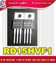 Transistor de potencia MOSFET RD15HVF1 con número de seguimiento rastreable, 1 unidad, envío gratuito