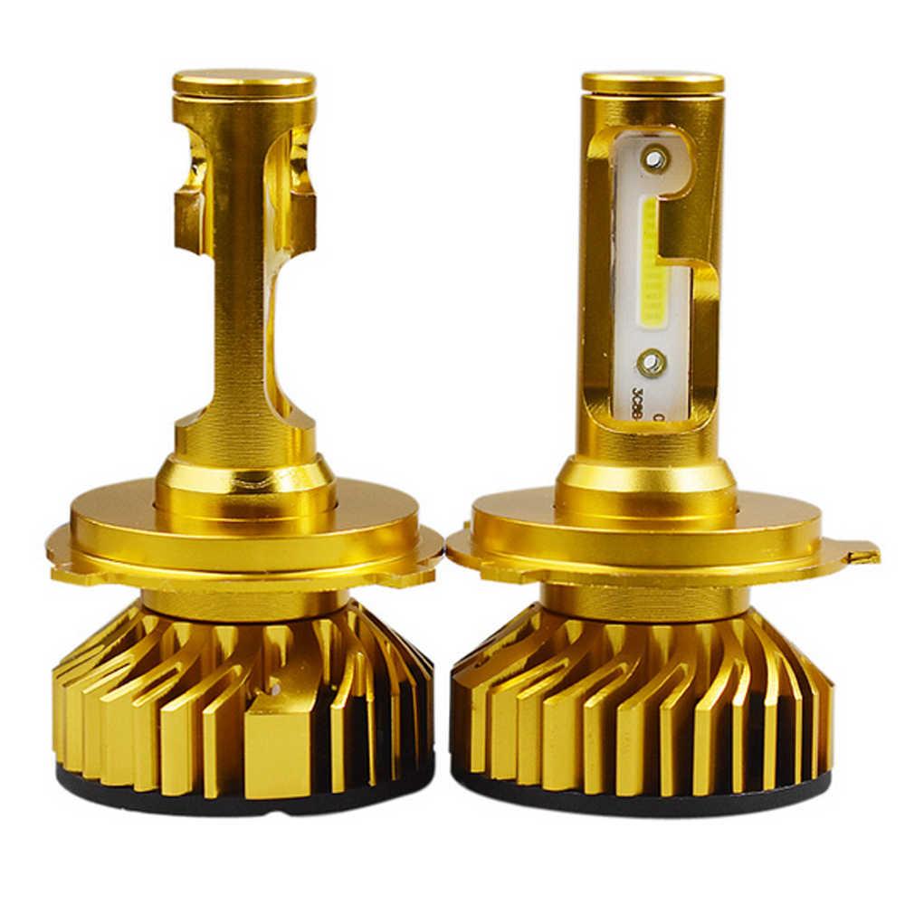 H7 LED H4 LED H11 Car Light Canbus Headlight Bulb 10000LM H8 H1 HB3 9005 9006 880 H27 H9 100W 6000K 12V 24V Auto HB4 Led