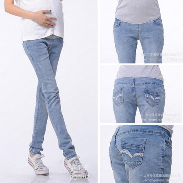 Popular Long Maternity Jeans-Buy Cheap Long Maternity Jeans lots ...