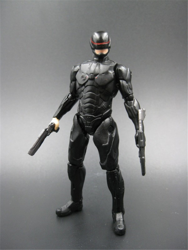 Action figure 6''/12inch RoboCop  Cyborg Cop Collection model doll toys, a birthday present action figures 1 6 scale figure doll troy greece general achilles brad pitt 12 action figures doll collectible figure plastic model toys
