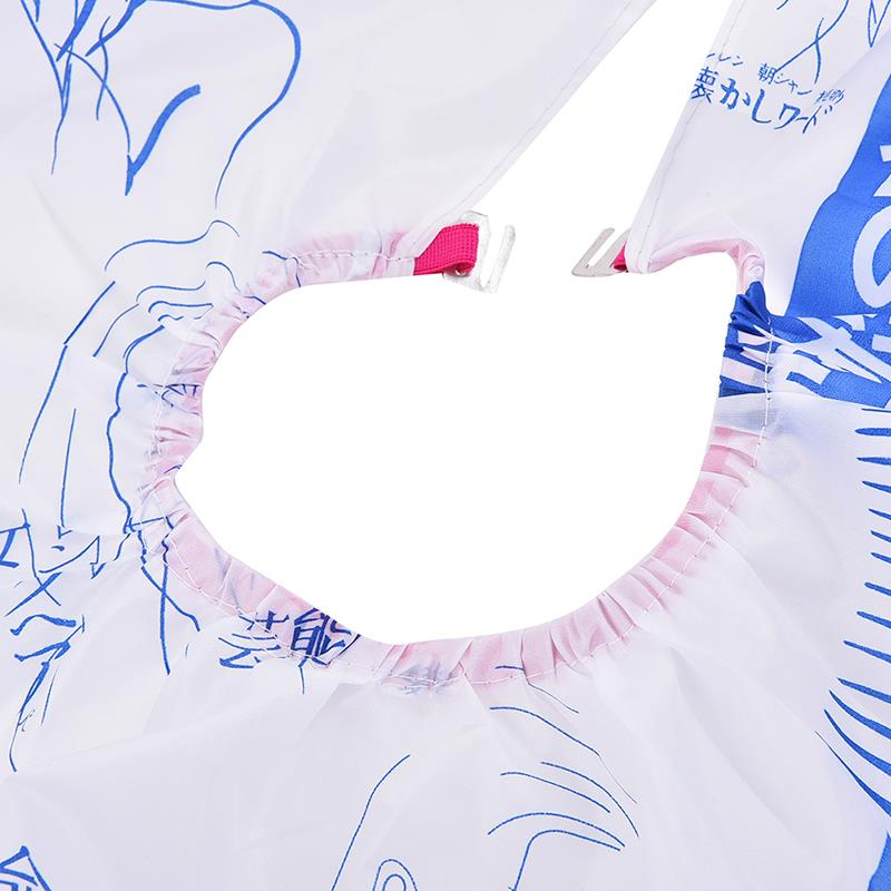 Новая мантия для стрижки волос Парикмахерская накидка ткань парикмахерский салон фартук парикмахер-стилист нейлон Парикмахерская накидка Инструменты для укладки