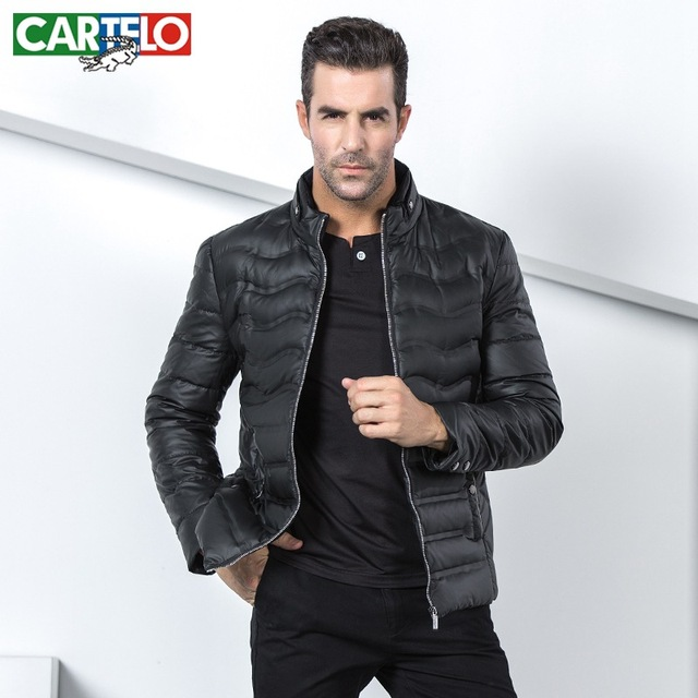 Cartelo marca 2016 nuevo negocio ABAJO napapijri CHAQUETA de moda de LOS HOMBRES rectos de llenado sin costuras casuales Chaquetas de LOS HOMBRES ABAJO CHAQUETA