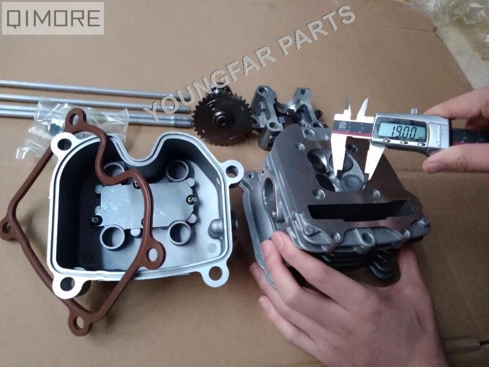GY6 4V Head kit size 9