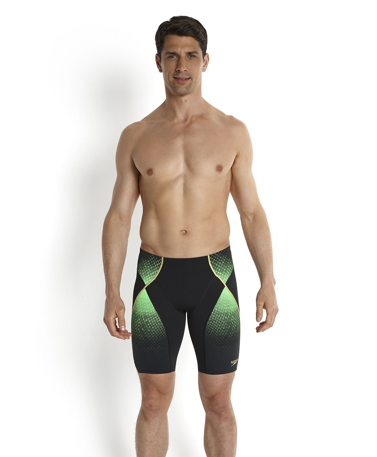 Speedo Mens Endurance Plus Swimming Jammers Trunks Shorts Quick Drying