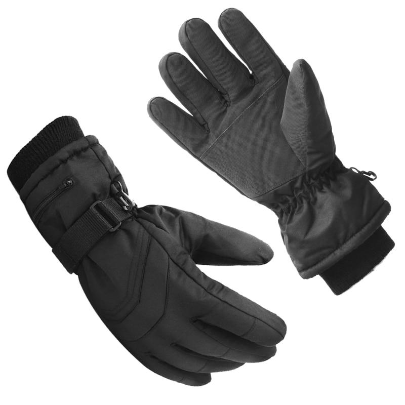 Guantes de esquí de tela impermeable de resistencia al frío forro - Juegos de herramientas - foto 2