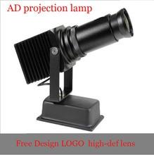 advertising design lens LED