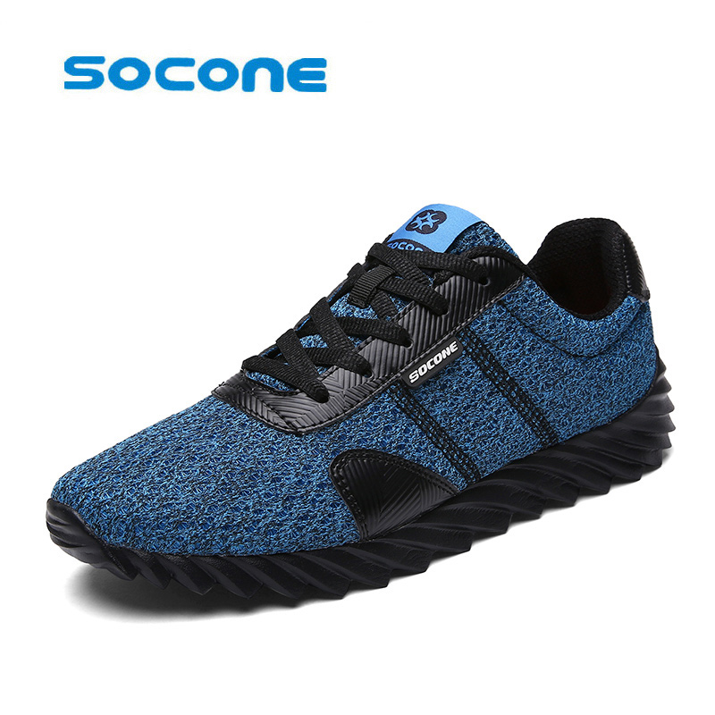 2017 socone comfortable breathable sneakers, super light sneakers men athletic shoes, sneakers brand sport men's running shoes 2017brand sport mesh men running shoes athletic sneakers air breath increased within zapatillas deportivas trainers couple shoes