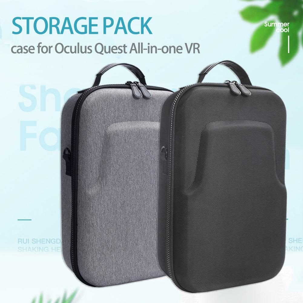 Hight Quality Storage Case Protection Bag VR Glasses Organizer For Oculus Quest All-in-one VR Storage Bag