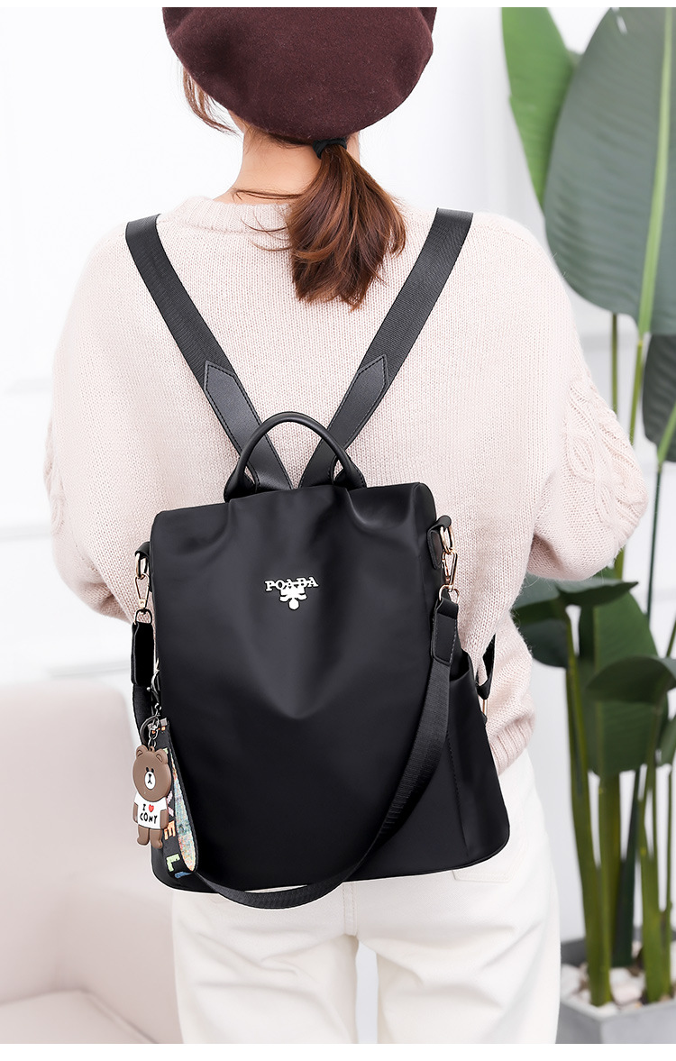 HTB1sTPUe3mH3KVjSZKzq6z2OXXat Fashion backpack women shoulder bag large capacity women backpack school bag for teenage girls light ladies travel backpack