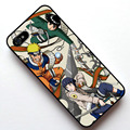 #502 Naruto Tampa Da Caixa, caso para apple iphone 4 4s 5 5s 5c 6 6 s 6 mais 6 s plus