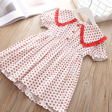 Girls Dress Elegant Summer Christmas Lace Dresses For Kids Girl Clothes 4 7 years Children Birthday Princess Lace Plaid Costumes