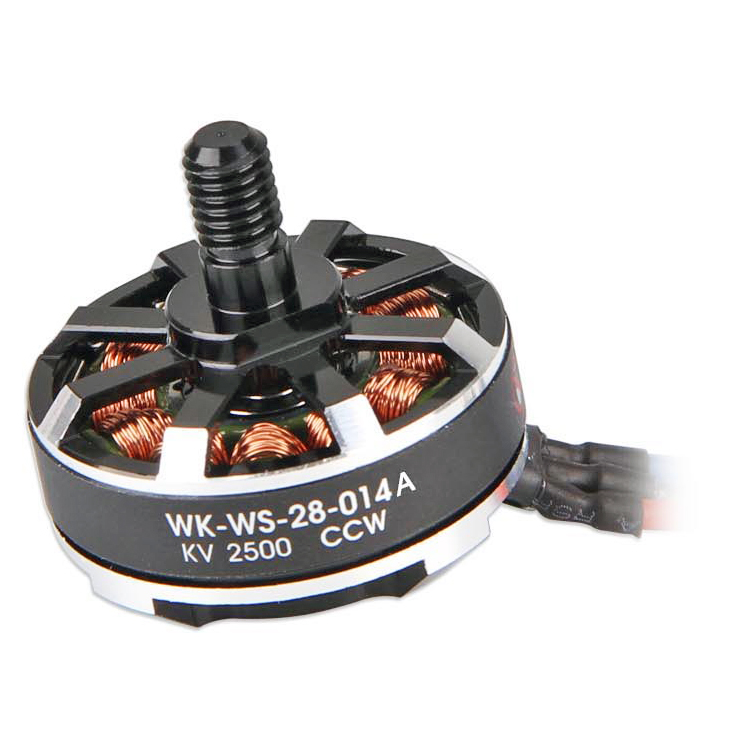 Brushless motor(CCW)(WK WS 28 014A) for Walkera F210 / F210 3D / Runner 250 Pro RC Drone Original Spare Parts F210 Z 22