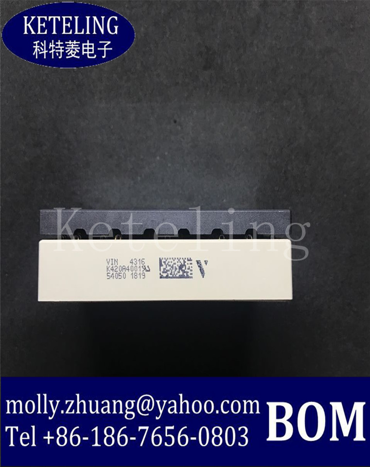 Freeshipping New And Original K420A4001 Power Supply Module