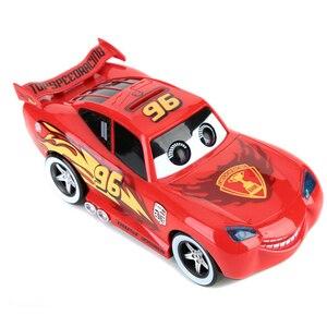 Image 3 - Cartoon cute red Car Piggy Bank Kids Toy Money Box Saving Deposit Boxes Electronic Enfant Children Cash Coin Safe car