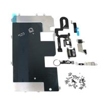 Full Set Repair Parts For iphone 8 LCD Display Repair Parts Front Camera Ear Speaker Plate home button for iphone 8 plus