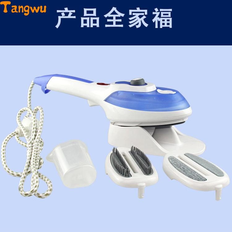 Free shipping Parts foreign trade new steam brush household portable ironing machine hand-held steam iron multi gear temperatur