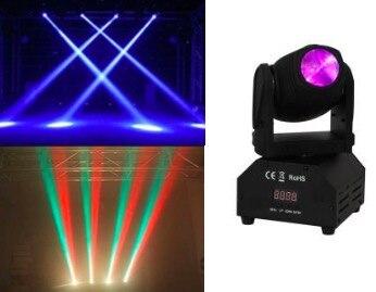 4 шт. / Лот, міні-промінь 10 Вт - Комерційне освітлення