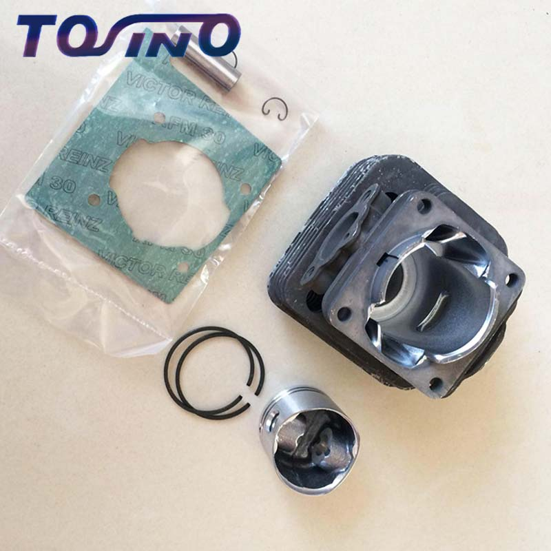 40mm Cylinder Piston Kit for OLEO MAC 43/44 Brush Cutter +Grass Trimmer.Lawn Mower.Gasoline Engine Garden Tools Spare Parts цена 2017