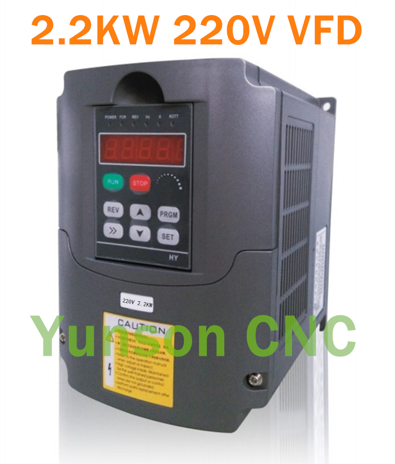 2 2kw 2200w 3hp 400hz variable frequency drive vfd for Vfd for 5hp motor