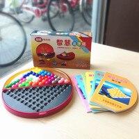 ילדי מודיעין משחק וצעצוע חינוכי חרוזים קסם פירמידת חוכמת צעצועי שולחן העבודה שולחן מתנת חידוש מצחיק כיף מסיבת צעצוע