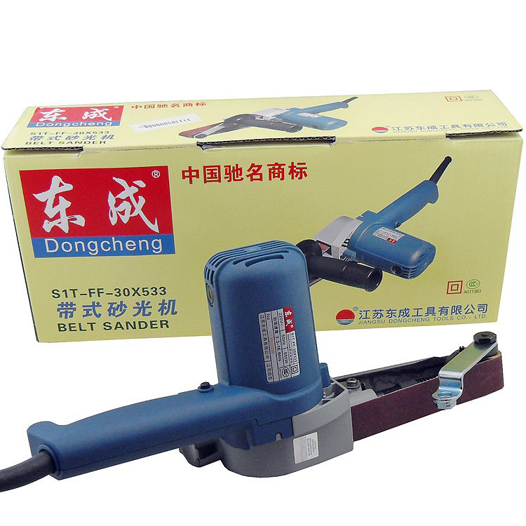 550w 220v vamzdžių juostinių šlifuoklių šlifuoklis, nešiojamas - Elektriniai įrankiai - Nuotrauka 2