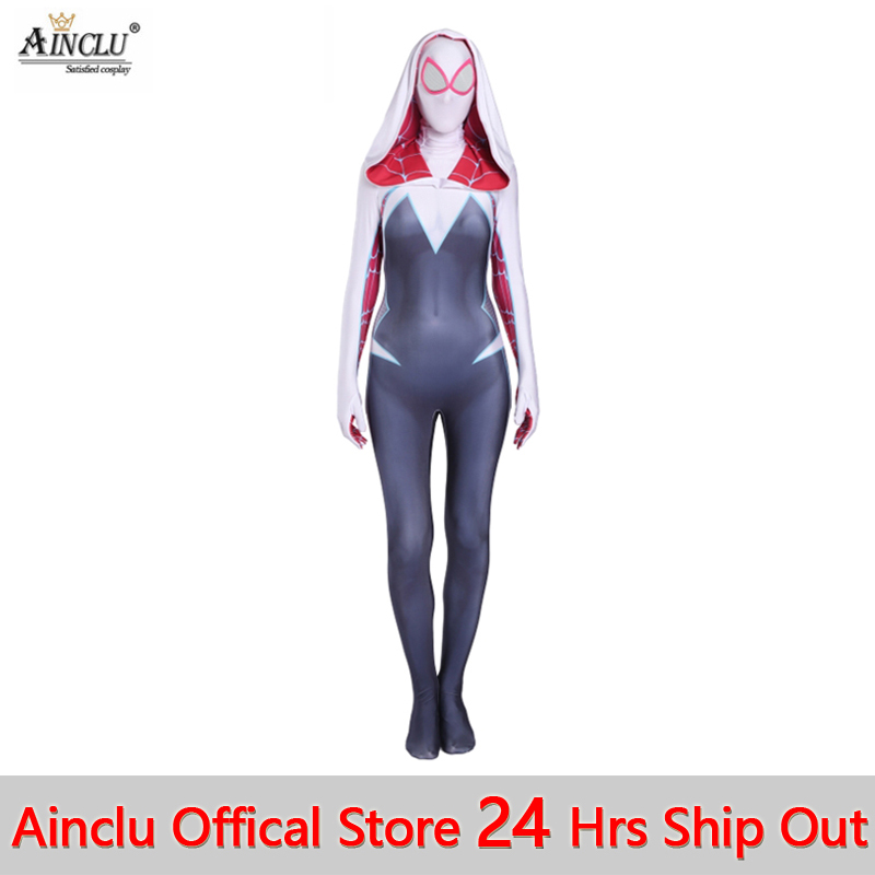 b784491afbb ... Zentai Spiderman Costume for Halloween and Cosplay Female Spider Suit  Anti Venom-in Movie   TV costumes from Novelty   Special Use on  Aliexpress.com ...