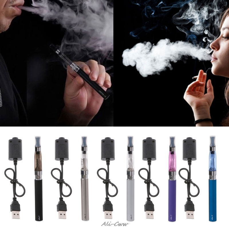 Cigarette électronique électronique E-Cigarette Vape stylo Kit 650/900/1100mAh pour EGO CE4