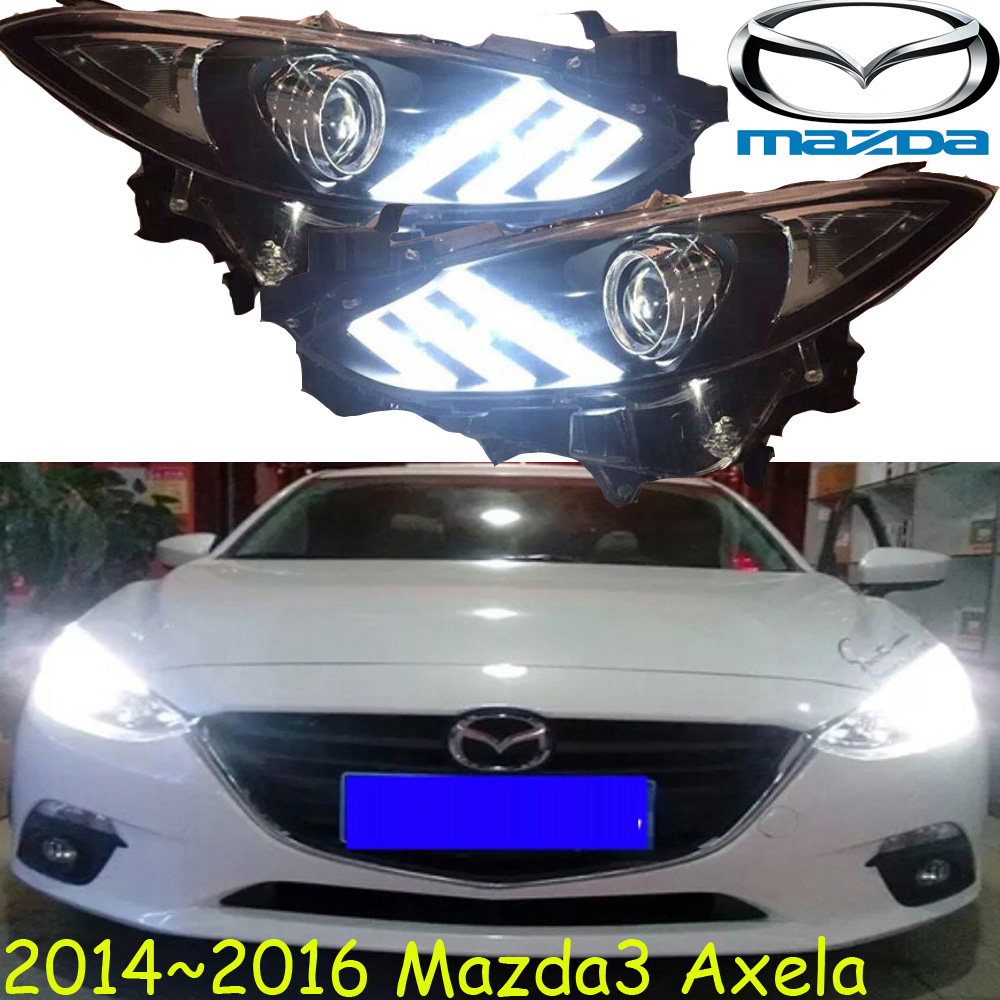 Mazd3 Axela headlight,2014~2016,Free ship! MAZD3 Axela fog light, Axela,CX-5,Atenza,Tribute,RX-7,RX-8,Protege,MX-3,Miata,CX-3,CX mazd3 axela headlight 2014 2016 free ship axela fog light 2ps set 2pcs ballast cx 5 atenza
