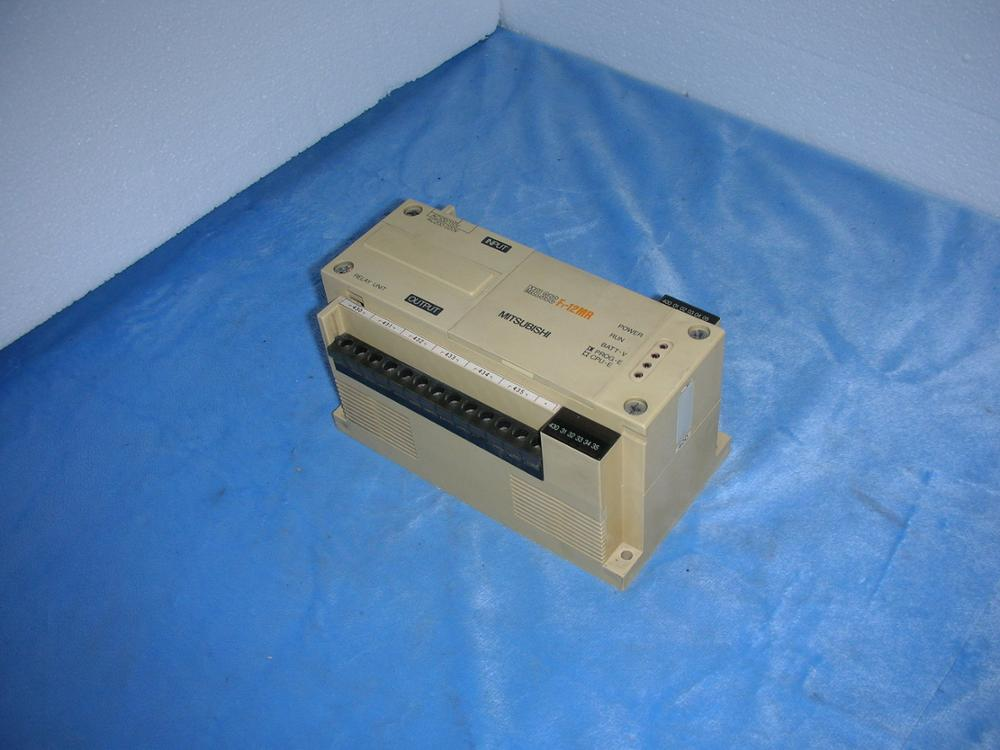 1PC USED * programmable logic controller F1-12MR PLC 1pc used plc a1sy42p