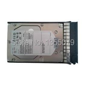 SAS-Festplatte 450GB/15k/SAS/DP/LFF - 454274-001 sas festplatte 146gb 10k sas 6g dp 507125 b21