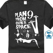 New! Plan 9 From Outer Space Horror Classic Movie T Shirt S 5Xl 3Xlt