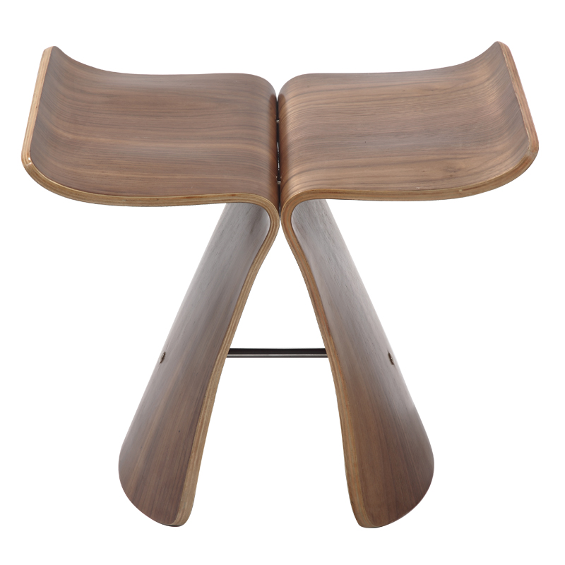 wood Butterfly Stool sori yanagi butterfly wooden stool high end wood bar stools кеды ideal shoes ideal shoes id005awsbf36