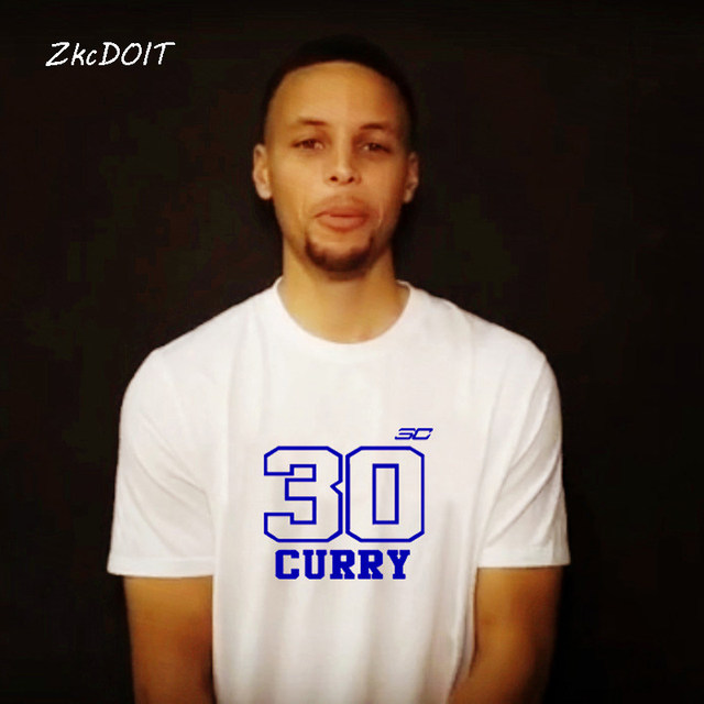 2018 New Stephen Curry T Shirt Men I Can Do All Things 30 Basket Ball Tee Brand Clothing Short Sleeve Top Teetx2386