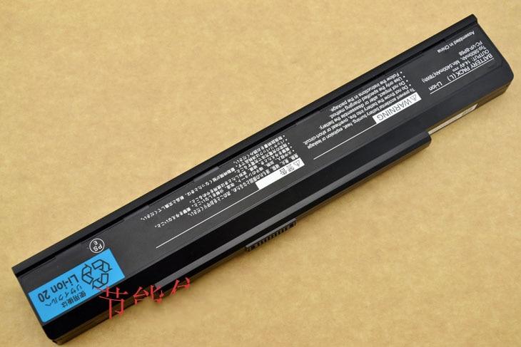 цена 78Wh New laptop battery for NEC PC-VP-BP67 PC-VP-BP68