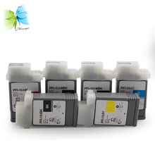 compatible/non-refillable/full ink tank for Canon PFI-102 PFI-104 with chip
