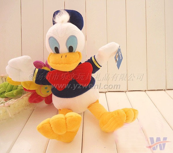50cm plush toy lovers doll donald duck doll donald duck plush doll gift