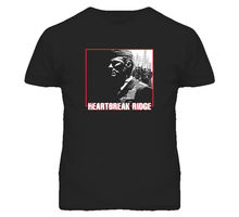 Heartbreak Ridge Eastwood Movie Poster T Shirt New Mens Spring Summer Dress Short Sleeve Casual Fashion T-Shirt Tee Top