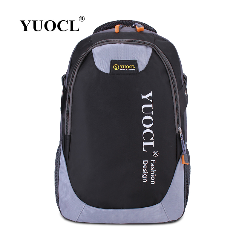 YUOCL fashion casual double-shoulder travel backpack for women school bags for teenagers printing men backpack sac a dos new gravity falls backpack casual backpacks teenagers school bag men women s student school bags travel shoulder bag laptop bags