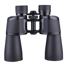 SCOKC 10x50 HD Waterproof Binoculars Professional Telescope Bak4 Prism Optics Camping Hunting Scopes High Power Binoculars стоимость