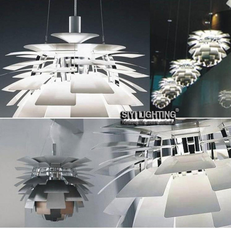 Ph Artichoke By Poul Henningsen From Louis Poulsen Pendant Light Suspension Lamp Lighting Fixture For Dining Room Living In Lights