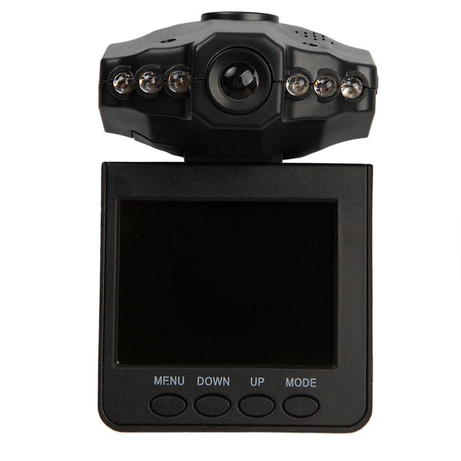 """Prix pour 2016 Date Voiture DVR Caméscope De Voiture 6-LED 2.5 """"TFT 270 degrés HD Voiture DVR Véhicule Caméra Enregistreur avec Vision Nocturne pour n'importe quelle voiture"""