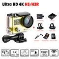 New ! EK EN H3/H3R Action Camera Wifi Sports Ultra HD dv 4k 170D Go Waterproof Mini Cam Pro Double Screen Sport Action Camera